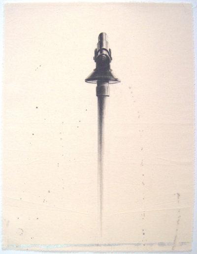 AIR PLEIN (longue-vue),  57 x 44 cm.