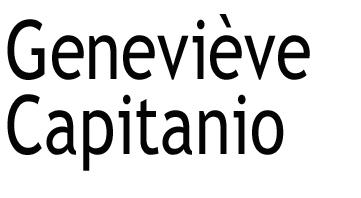 Geneviève Capitanio